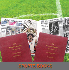 Newspaper Gifts - Sports Books